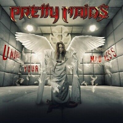 PRETTY MAIDS - Undress Your Madness (limited Edt.)