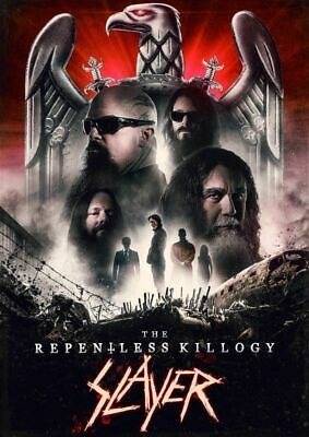 SLAYER - The Repentless Killogy (live At The Forum In Inglewood Ca)