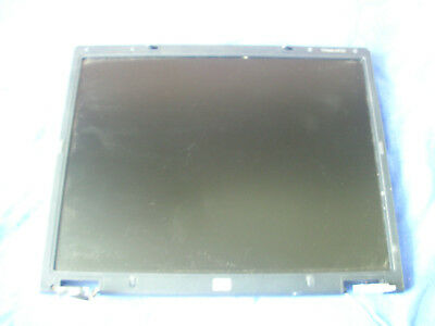 "Display hp Compaq NC6120 15 "" LCD+Frames +Hinges +Cables"