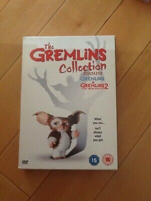 """The Gremlins Collection Dvd Contains """"Gremlins & Gremlins 2 The New Batch"""
