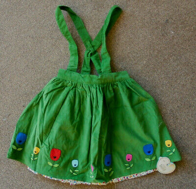 Little Bird by Jools Oliver Skirt with Detachable Braces Age 6-7yrs BNWT   5/26