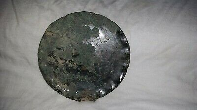 Ancient BACTRIAN BRONZE BEAUTIFUL/MIRROR C 300 BC  GG 443