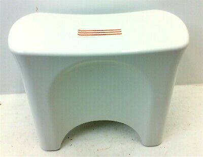 New Sterling Kohler Company Free Standing Shower Seat Chair 72186104 White
