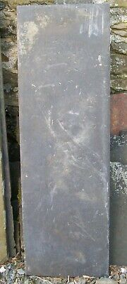 Large Peice Of weathered Slate ( Fire Hearth)