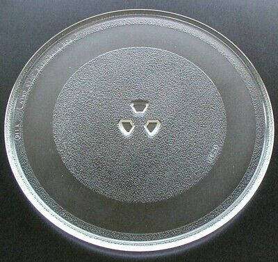 Microwave Turntable Glass Plate Fits Kenmore Kenwood and LG 255mm