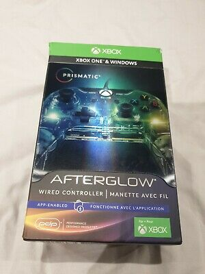 PDP Afterglow Prismatic Wired Controller for Xbox One (#3)