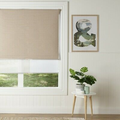 NEW Gummerson Rylee Day & Night Roller Blind By Spotlight