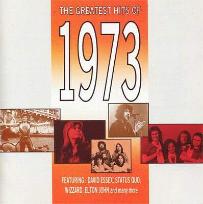 Various Artists – The Greatest Hits Of 1973 (Music For Pleasure Premier / EMI)