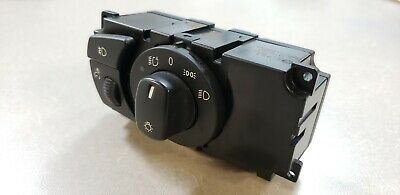 04-10, BMW - Headlight, Dimmer, and Fog Light Switch (Refer to Description)