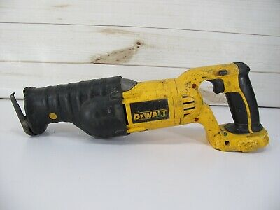 DEWALT 18v Cordless XRP Reciprocating Saw Tool-only DC385