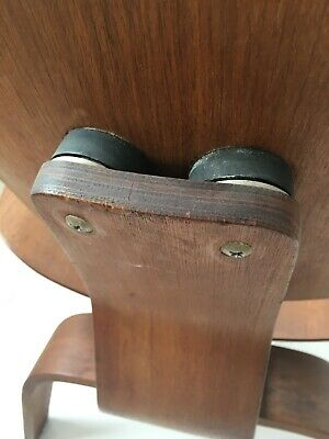 All original Pre-Production Eames Herman Miller Evans LCW Plywood Lounge Chair