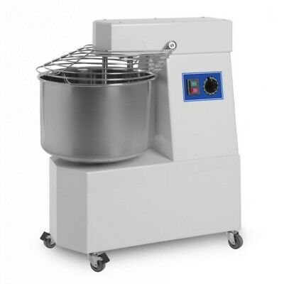MIXER SPIRAL 18 Kg - 21 liters WITH HEAD FIXED