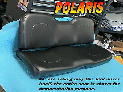 Polaris Ranger Crew 800 2010-20 New seat cover Crew 570 UTV Black 998B