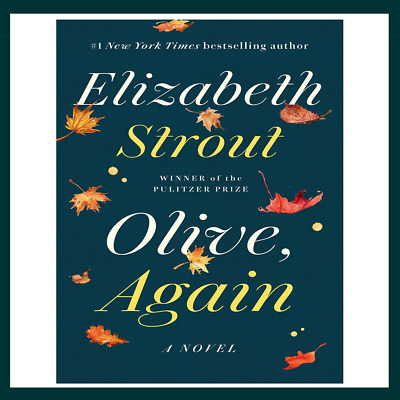 Olive, Again (Olive Kitteridge #2) by Elizabeth Strout EBOOK[P.D.F]🔥