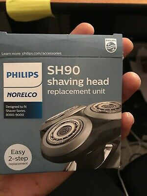 Philips Norelco SH90-72-1 Replacement Heads Version for Series 9000