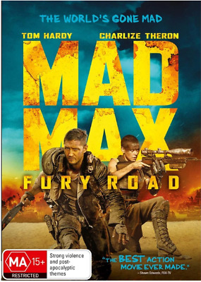 Mad max: Fury road (Australian stock)