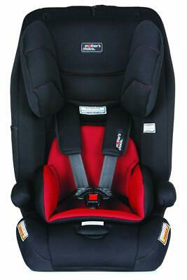 MOTHERS CHOICE Journey Harnessed Car Seat Black 6 Months to 8 Years