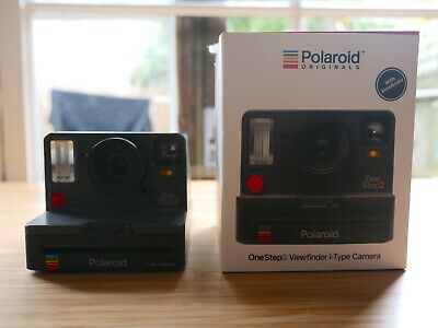 Polaroid OneStep 2 - Graphite - Like new