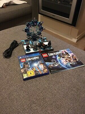LEGO Dimensions: Starter Pack (PlayStation 4,2015)