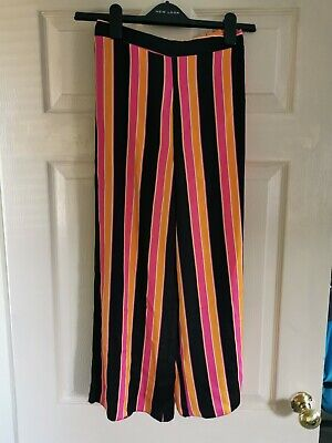 Girls RIVER ISLAND wide leg trousers Age 9-10
