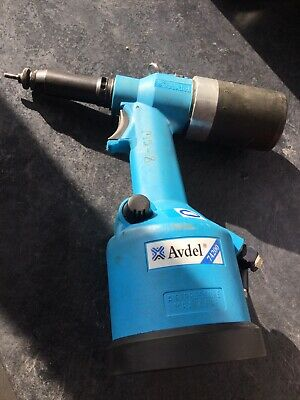 Avdel 74200 Nutsert Rivnut tool serviced with manual. Great Condition.