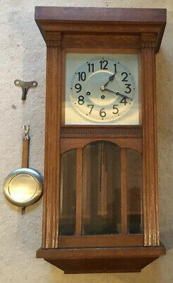 Old Clock  Westminster Chime  Not Working/parts