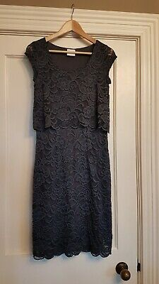 Mamalicious nursing evening dress size small