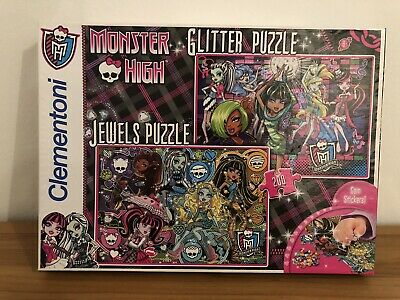 Monster High Puzzle Set 200 TEILE