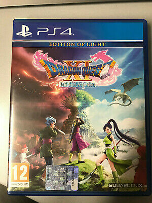 Sony Playstation 4 Ps4 Dragon Quest 11 Xi Echi Di Un'era Perduta Pal Italiano  ☆