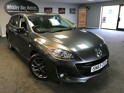 Mazda Mazda 3 Venture Edition Hatchback 1.6 Manual Petrol