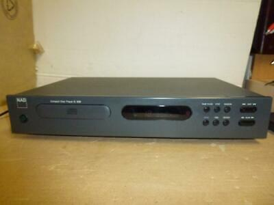 NAD C 520 CD Player With Remote-Superb Sound.