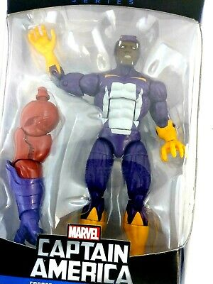 Cotton Mouth 6 inch Action Figure Marvel Legends Series Captain America Sealed