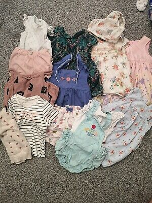 Summer Baby Girls Bundle 3-6 Months, next, mothercare, h and m