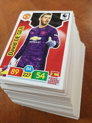 Panini Adrenalyn XL 2019/20 Football Cards - Manchester United - Premier League
