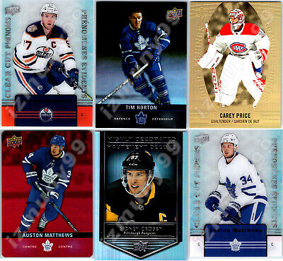 2019-20 Tim Hortons Upper Deck Finish Your Set Sale - U Pick Singles Or Sets Bv