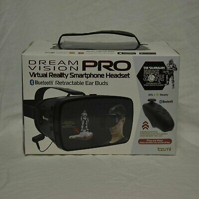 Tzumi Dream Vision Pro Mobile VR Headset