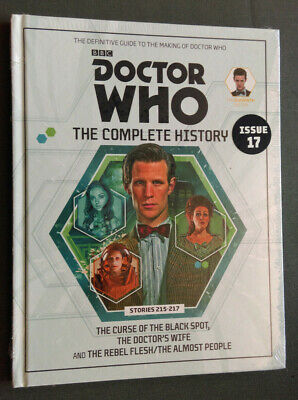 Doctor Who The Complete History Issue 17 (Volume 67) Magazine Book Smith NEW!
