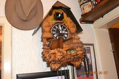 Double Echo Cuckoo Clock, Spares / Repairs