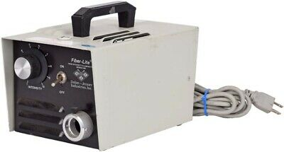 Dolan-Jenner Series 180 Fiber-Lite Illuminator Fiber Optic Light Source