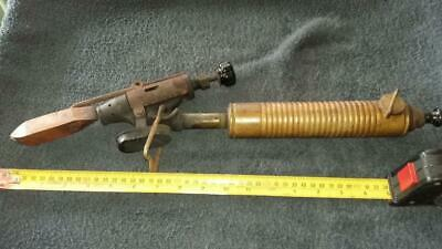 Vintage Blow Torch,Soldering Iron.plumbing,house,roof,tools,workshop,garage,shed