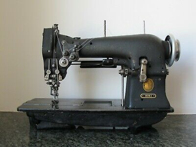 Singer Hemstitcher 119W2 embroidery machine, a jour