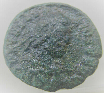 Unresearched Ancient Roman Bronze Coin