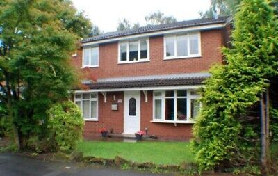 4/5 Bedroomed Detached House Warrington Wa5 Callands Must Be Seen!!! Immaculate!