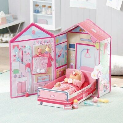 NEW Baby Annabell Hospital Doll Accessories Set Girls Toy Gift Xmas Play