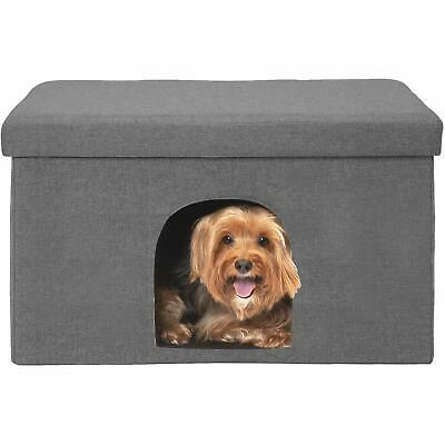 Fabulous Pet Bed Bench Ottoman Cat Dog Small Furniture Dogs Cats Gmtry Best Dining Table And Chair Ideas Images Gmtryco