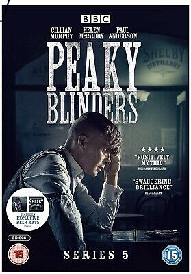 Peaky Blinders Series 5 Includes 2 Beer Mats Free Next Day Delivery
