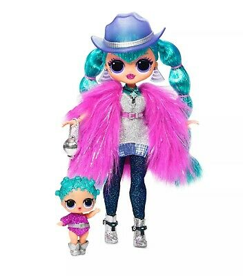 LOL Surprise Cosmic Nova OMG Fashion Doll and Cosmic Queen Winter Disco-NEW/VHTF