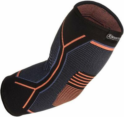Kunto Fitness Elbow Brace Compression Support Sleeve For Tendonitis, Tennis Elbo