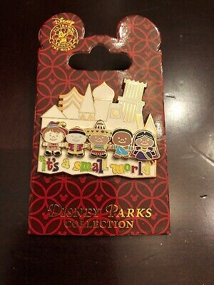 It's A Small World Disney Parks Collection Pin 42558.