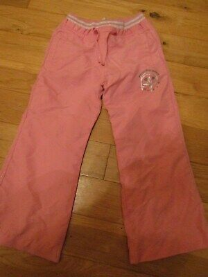 Girls trousers age 5-6 years from Primark